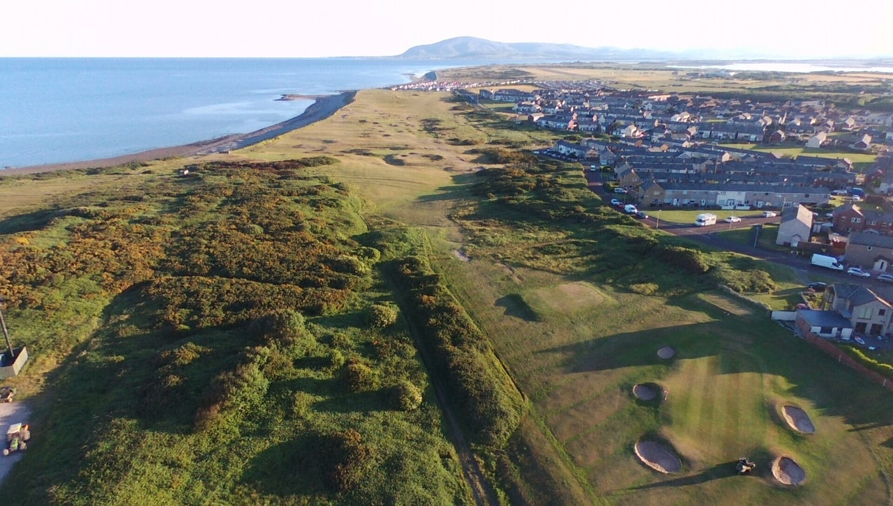 Barrow in Furness Self Catering Accommodation Furness Golf Club Old Links
