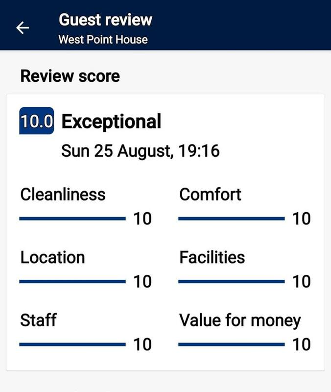 Barrow in Furness Self Catering Contractors Accommodation Review